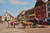 Hyggelige Obernai i Alsace.