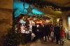Julemarkedet holdes i grotten i Valkenburg.