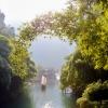 De tre kløfter ved Yangtze.