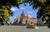 Parliamentet i Budapest.