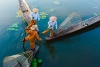 Fiskere i Myanmar.
