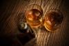 Den berømte skotske whisky.