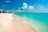 Flotte strandstrande i Miami Beach
