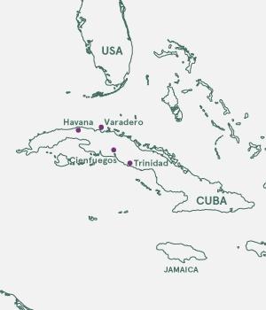Kort - På opdagelse i Cuba