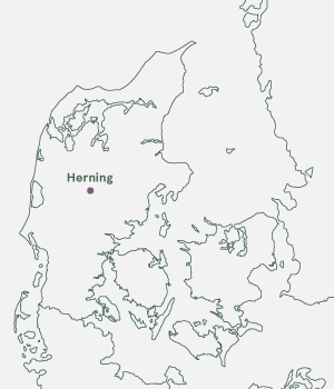 Kort - Herning - 2021