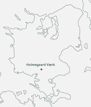 Kort - Holmegaard Værk - 2020