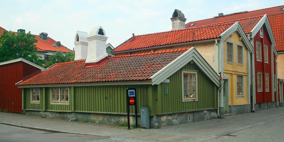 Tripp, Trapp og Trull i Kalmar.