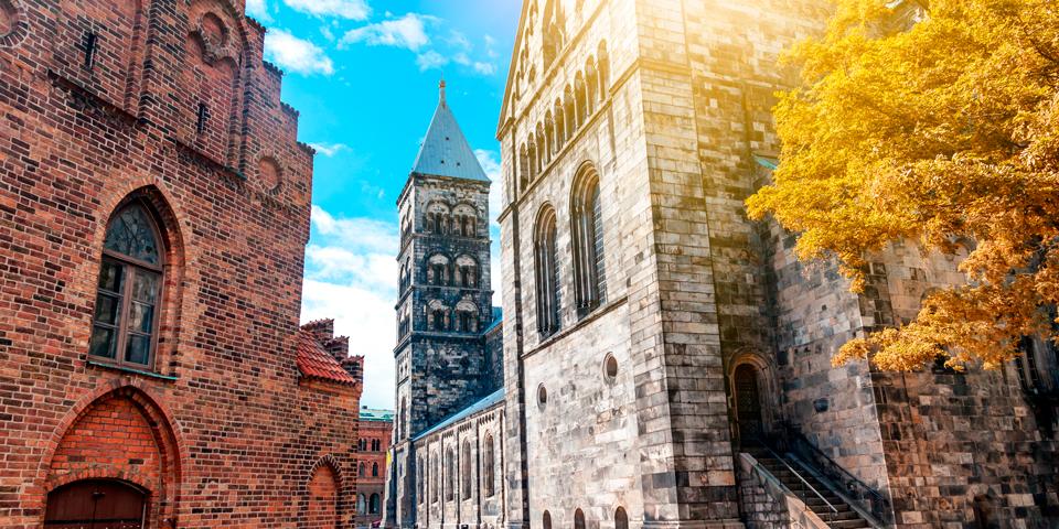 Domkirken i Lund.