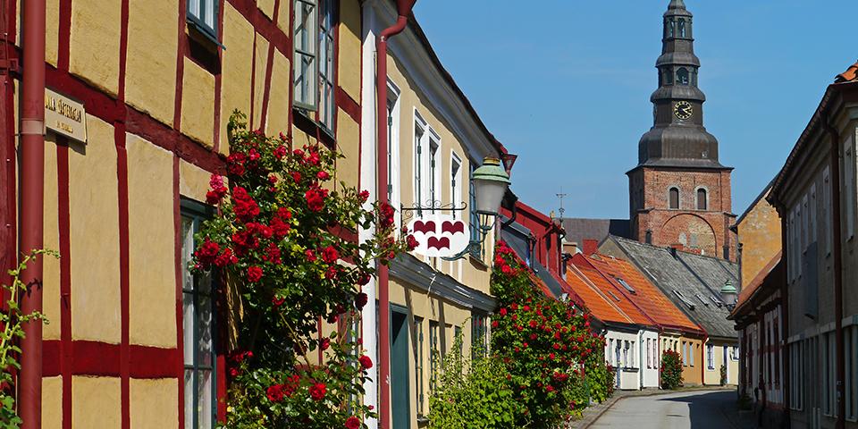 Hyggelige Ystad.