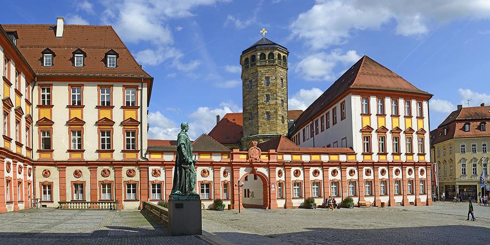 Bayreuth er verdenskendt for de store årlige Wagner-festspil.