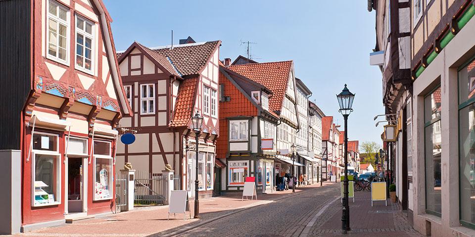 Velkommen til Celle.