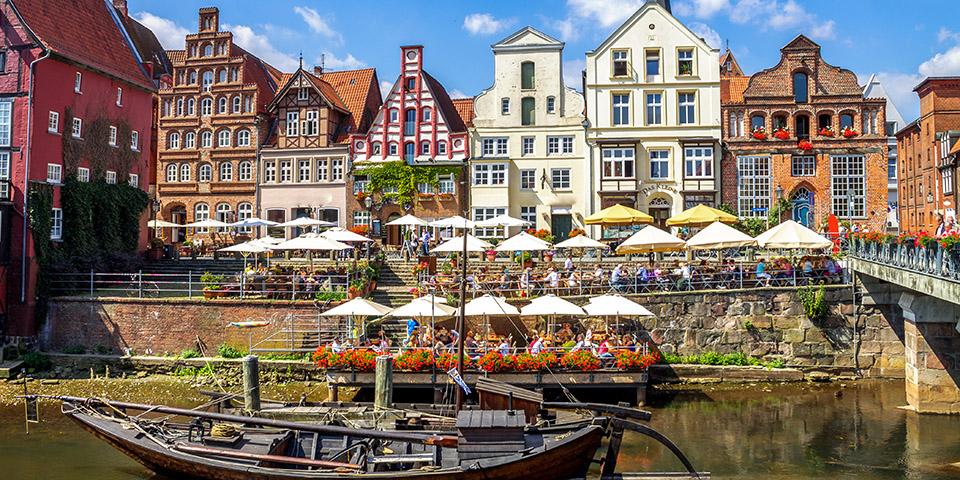 Hyggelige Lüneburg.