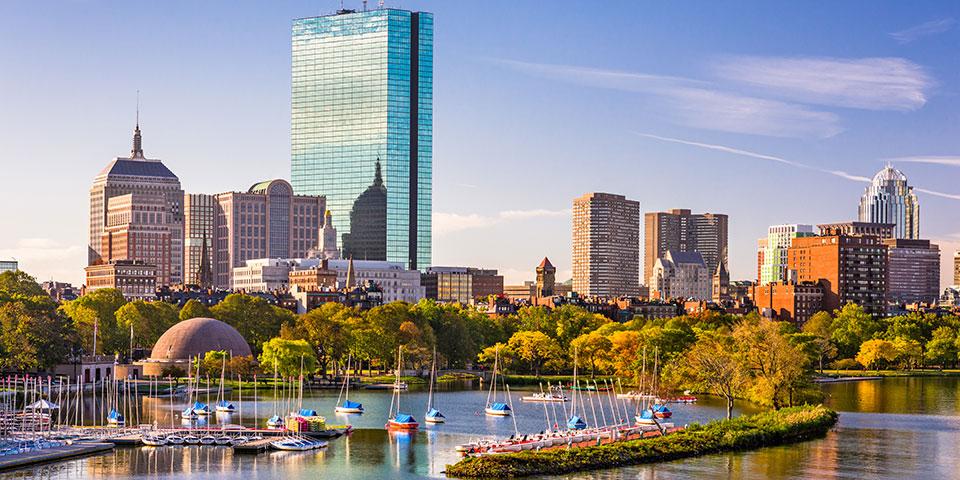 Boston er betagende.