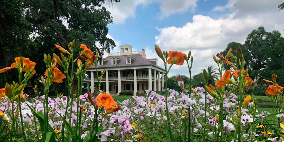 Plantagen Houmas House.