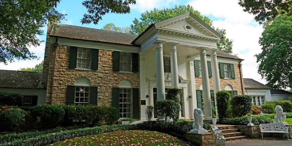 Det legendariske Graceland.